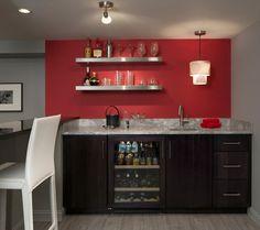Washington Project modern-basement