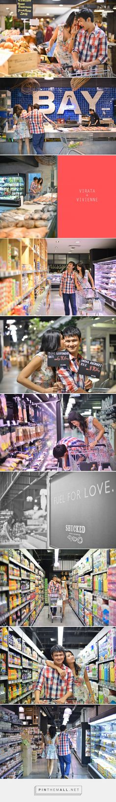 Beautiful documentary style of couple grocery shopping // PreWedding photos // Andrew Yep Photographie http://www.onethreeonefour.com/listing/AndrewYepPhotographie