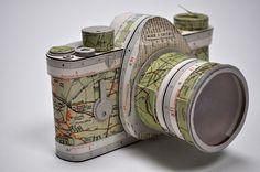 Papier Kamera