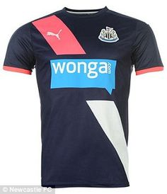 e30349df4 PREMIER LEAGUE NEW KIT SPECIAL  The strips to be worn in 2015-16
