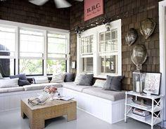 porch corner seating