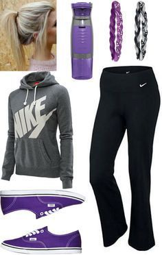 nike shoes cute outfits for teens atheltic - Google Search