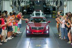 Cadillac готовится к выпуску сразу девяти новых автомобилей http://carstarnews.com/cadillac/201533900