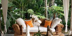 Oazia Spa Villas Bali Indonesia - Day Bed love