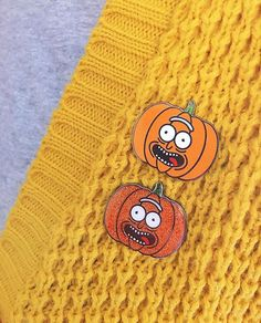 Repost @getalifedesigns PUMPKIN RICK!! >> Its finally arrived! Now available in standard and glitter variants at http://ift.tt/2crqRC8 or hit the link in our bio @getalifedesigns (Posted by https://bbllowwnn.com/) Tap the photo for purchase info. Follow @bbllowwnn on Instagram for the best pins & patches!