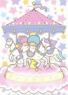 Little Twin Stars. Sanrio Little Twin Stars LTS