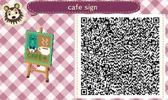 """gnorcgnexus: """" My first ACNL QR Code!!! uwu~ Not much to say about it. Feel free to use it if you want to!! I'm actually pretty proud of it~ """""""