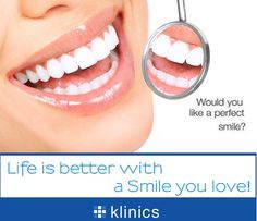 GET YOUR SMILE READY FOR THE HOLIDAYS!  Find Dentists on klinics and make an appointment instantly! www.klinics.com #Dentist