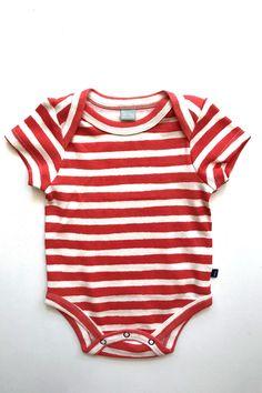 641719d670c FiNN+EMMA Striped Onesie - Main Image Baby Girl One Pieces