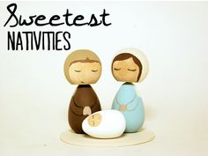 Life as a Thrifter: The Sweetest #Nativities