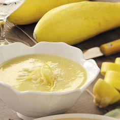 Yellow Squash Soup  90 cals  4 g fat (add extra cheese?)  9 g carbs  4 g protein