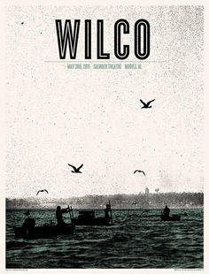 Wilco - Mobile, AL - 2011