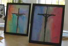 You'll find over 65 different Lenten Arts and Crafts ideas here, with pictures of the projects and the site names to the tutorials. You'll find this article useful if you teach a Sunday school class. Catholic Crafts, Church Crafts, Easter Religious, Religious Art, Christian Crafts, Christian Art, Easter Projects, Art Projects, Class Projects