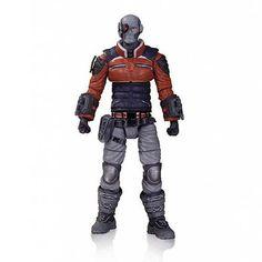 Batman Arkham Origins Series 2 Deadshot Action Figure - Dc Collectibles - Batman - Action Figures at Entertainment Earth
