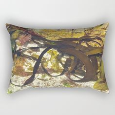 """Our Rectangular Pillow is the ultimate decorative accent to any https://society6.com/product/natures-art-mun_rectangular-pillow#s6-1908744p50a66v444 room. Made from 100% spun polyester poplin fabric, these """"lumbar"""" pillows feature a double-sided print and are finished with a concealed zipper for an ideal contemporary look. Includes faux down insert. Available in small, medium, large and x-large."""