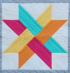 Week 1 of the National Quilters Circle Quilt Block Challenge! was a great success – we loved seeing all the beautiful color combinations you all have chosen! It's now time for our second block: The Merope Star!  For this challenge, we are creating the beautiful Pleiades quilt pattern, designed by the talented Gina Perkes of The Copper Needle.