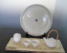 White Porcelain Tea Sets Four kinds/Lim Jin-ho - ARTMUSEE::KOREAN ARTIST PLATFORM