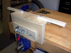 Loose Tenon Joinery: A budget alternative to the Festool Domino | The Craftsman's Path