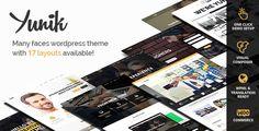 Download – Yunik v1.3 – Ultimate Multi-Concept WordPress Theme