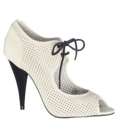 Sandale cu toc inalt,pentru femei marca Mojito Fete: piele ecologica Interior: piele naturala Toc: 11 cm Mojito, Derby, Peeps, Peep Toe, Interior, Shoes, Fashion, Moda, Zapatos