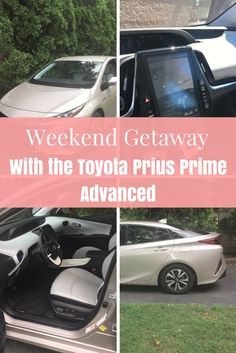 Weekend Getaway With the 2017 Prius Prime Advanced | AD | Toyota | Girls Weekend