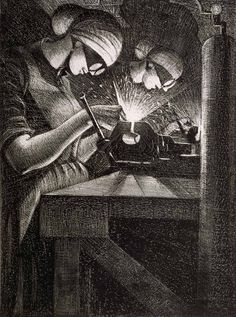 Christopher Richard Wynne Nevinson (13 August 1889–7 October 1946) was one of Britain's most well known and prolific war artists. His style changed radically in...
