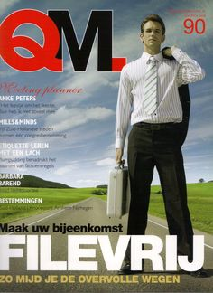 Vakblad QM. Bijdragen: journalistieke producties.