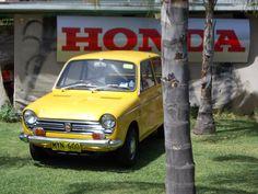 Yellow Honda N600