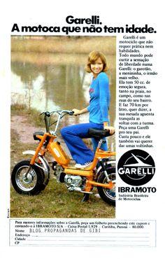 Mobilete Garelli