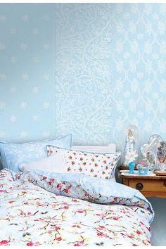 PiP Sari Blauw behang