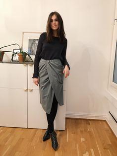 Incredibly inspiring Darja Barannik wearing ATP Atelier booties Chiara #atpatelier #inatpatelier #darjabar