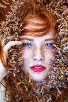 Freckles: Beauty Photography by Maja Topčagić | Inspiration Grid | Design Inspiration