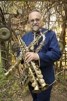 Joe Lovano, photographed by Jimmy Katz