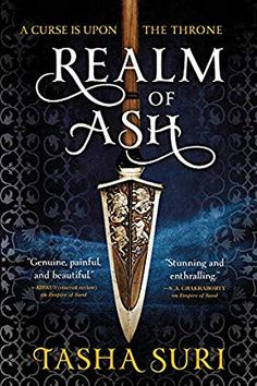 [EBook] Realm of Ash (The Books of Ambha Book Author Tasha Suri, New Fantasy, Fantasy Books, Fantasy Book Covers, High Fantasy, Got Books, Books To Read, What To Read, Book Photography, Love Book