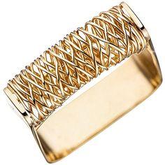 "Dreambase Damen-Ring ""Tauerngold"" 14 Karat (585) Gelbgold... https://www.amazon.de/dp/B00AEDYO4Q/?m=A37R2BYHN7XPNV"