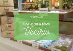 Enjoying the new mochi store in town! #FoodTravel #Food #Mochi #Dessert #Sweet #KulinerSurabaya #Foodie