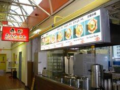 Hida Takayama Ramen  |Robson Public Market 2nd Floor  203-1610 Robson St Vancouver B.C Canada. Hida Takayama, Vancouver Restaurants, Vancouver Bc Canada, 2nd Floor, Ramen, Public, Favorite Recipes, Windows