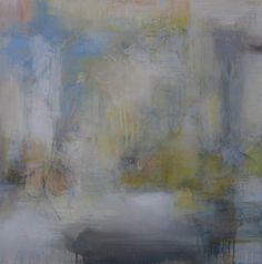 """Jen Bradley, """"Inside Out II"""", Mixed Media on Panel, 24x24 - Anne Irwin Fine Art"""