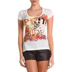T-shirt floral PP