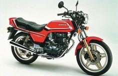 CB 400T III Hawk, 1980-1981