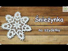 Crochet Snowflake Pattern, Crochet Stars, Crochet Snowflakes, Butterfly, Knitting, Flowers, Christmas, Diy, Home Decor