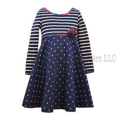 Bonnie Jean Diamond Quilt Dress