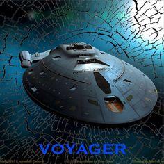 Star Trek Voyager - breakout