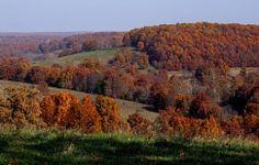 Images of Ozark County Missouri | Ozark County MO | Fall in the Missouri Ozarks