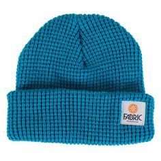 Fabric Marcus Beanie - Teal - Beanies from Native Skate Store UK