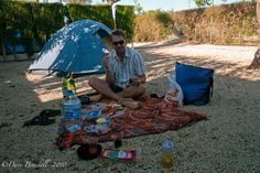 Camping Tips for Spain and France: One wouldn't think that you would need a lot of advice to camp through France or Spain, but we have learned a thing or two during our short time traveling in the campsites of Europe.