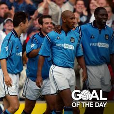 There was no stopping Nicolas Anelka...