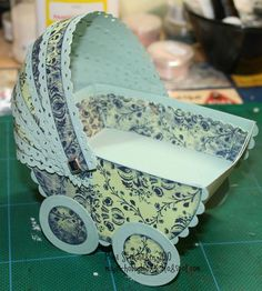 tutorial baby carriage