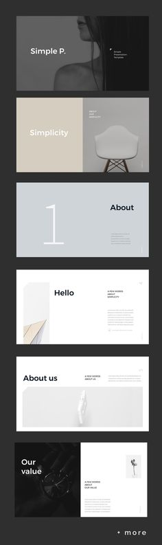 I like the simplicity and mellow tones of the colour palette, as well as the typographic hierarchy