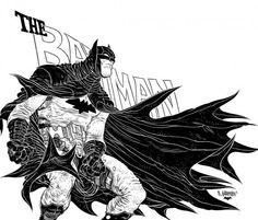 Batman by Rafael Grampa